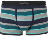 Paul Smith Striped Stretch-Cotton Boxer Briefs
