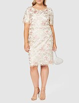 Thumbnail for your product : Gina Bacconi Women's Coletta Mother of The Bride Dress