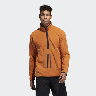 adidas FreeLift 3-Stripes Polarfleece Sweatshirt