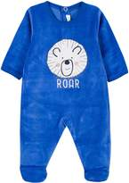 Absorba Baby Velours Playwear