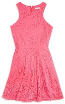 Sally Miller Girls' Remi Lace Dress - Big Kid