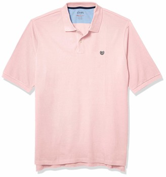 Chaps Men's Big & Tall Short Sleeve Classic Fit Everyday Polo Shirt-B&T