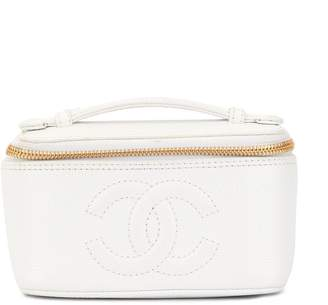 Chanel Pre-Owned CC cosmetic bag
