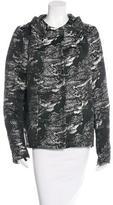 Marni Metallic-Accented Evening Jacket