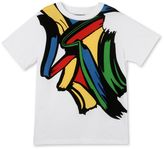 Stella McCartney arlo paint strokes t-shirt