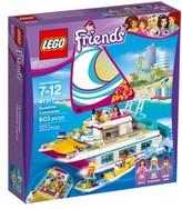 Lego Infant Girl's Sunshine Catamaran Play Set - 41317