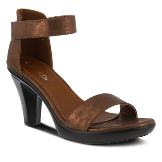Patrizia by Spring Step Adjustable Dress Sandals - Idol