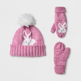 Igloos Handwear And Headwear Sets Igloos Pink