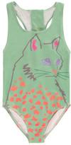 Stella McCartney Sale - Exclusive x Smallable - Cat Swimming Costume Kids