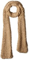 Cole Haan Women's Chunky Scarf, Ivory