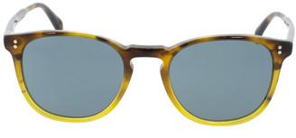 Oliver Peoples Finely Esq. Sunglasses - Indigo