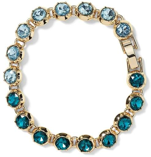 Banana Republic Brilliant Gemstone Multi Bracelet