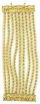 Oscar de la Renta Golden Multi-Row Chain Bracelet
