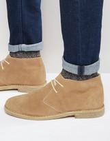 Asos Desert Boots in Suede