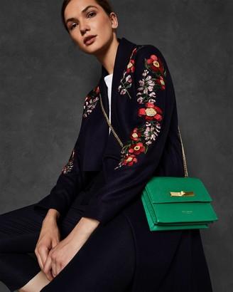 Ted Baker Kirstenbosch Wool Kimono Coat