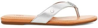 UGG Tuolumne Metallic Sandals