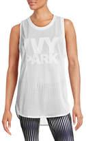 Ivy Park Basketball Mesh Logo Tank