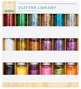 Household Essentials Hand Made Modern Glitter Library 18ct