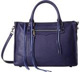Rebecca Minkoff Regan Satchel Tote Tote Handbags
