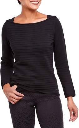 Olsen Boat Neck Sweater