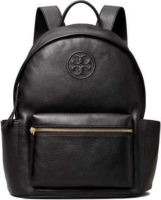 Tory Burch Perry Bombe Leather Backpack