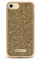 Nanette Lepore iPhone 6/6s/7/7s Champagne Crystal Case