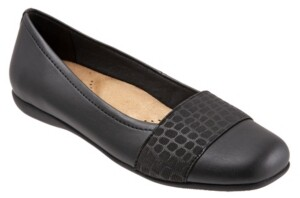 Trotters Samantha Flat Women's Shoes