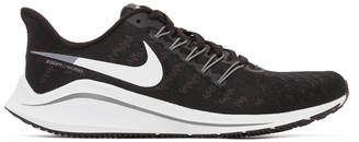 Nike Black and White Zoom Vomero 14 Sneakers
