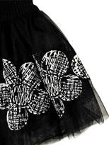 Simonetta Tulle Embroidered Skirt