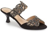 J. Renee Women's 'Francie' Evening Sandal