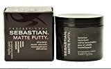 Sebastian Matte Putty, 2.6oz Container (2 pack)