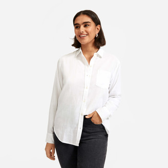 Everlane The Double-Gauze Relaxed Shirt