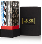 LUXE City Guides - Fashion Gift Box - Black