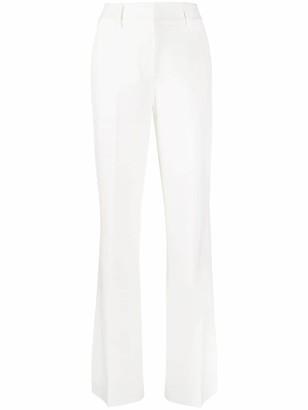 P.A.R.O.S.H. High Waist Flared Trousers