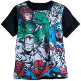 Disney Avengers Comic Book Tee for Boys