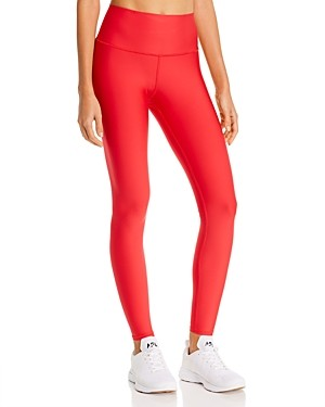Alo Yoga High-Waist Tech Lift Airbrush Leggings
