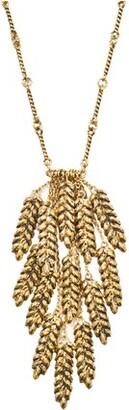 Aurélie Bidermann Wheat Long Necklace