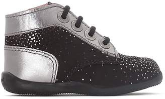 Kickers Bonbon Infants Sparkly Ankle Boots