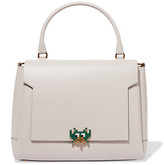 Anya Hindmarch Bathurst Leather Tote - Light gray