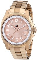 Tommy Hilfiger Women's Quartz Watch 1781230 1781230 with Metal Strap