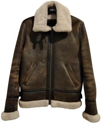 Schott Brown Leather Coats