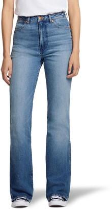Wrangler High Waist Bootcut Jeans
