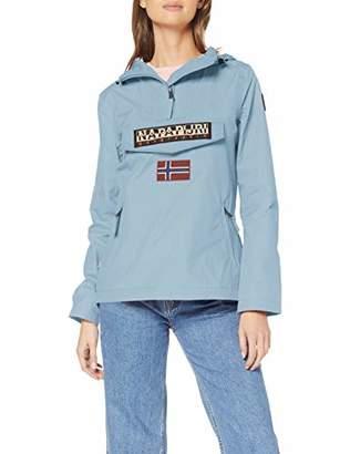 Napapijri Women's Rainforest S W Pkt Dusk Light Blue Jacket, I67