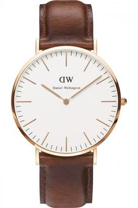 Daniel Wellington Mens St Mawes 40mm Watch DW00100006
