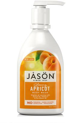 Jason Glowing Apricot Pure Natural Body Wash 887Ml