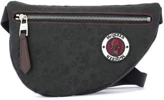 Alexander McQueen Skull Logo Belt Bag