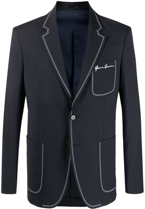 Versace Classic Tailored Blazer