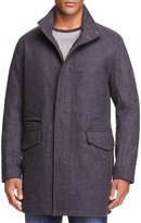 Andrew Marc Stanford Wool Blend Puffer Coat - 100% Exclusive