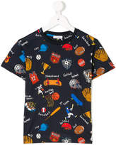 Dolce & Gabbana sport print T-shirt