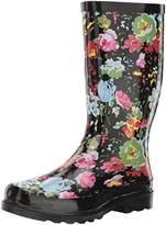 Sugar Women's Raffle Rain Boot,7 M US